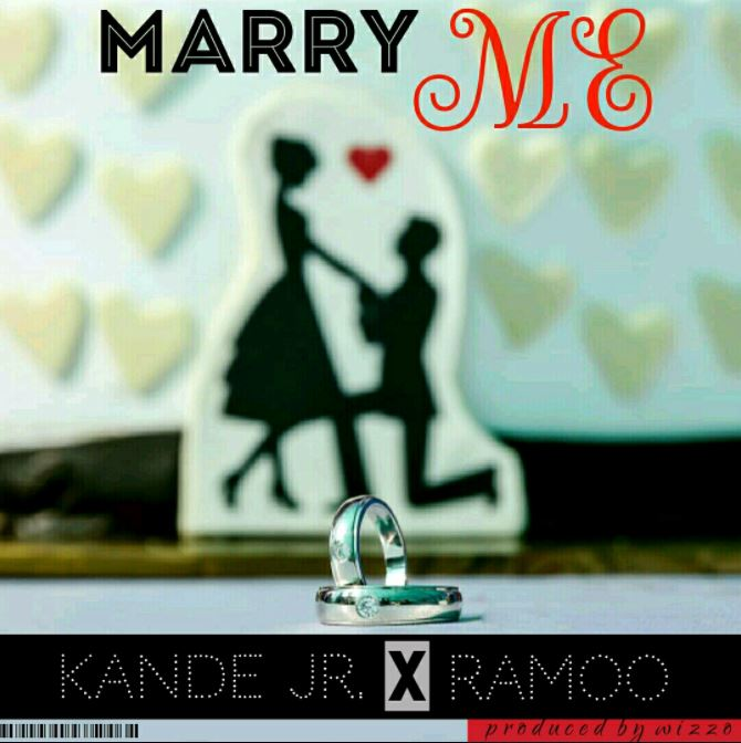 Photo of New AUDIO: Kande Jr. X Ramoo – MARRY ME | Download