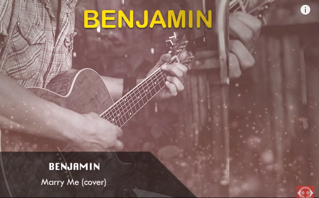 Photo of Audio | Benjamin – Marry Me (Cover) | Mp3 Download
