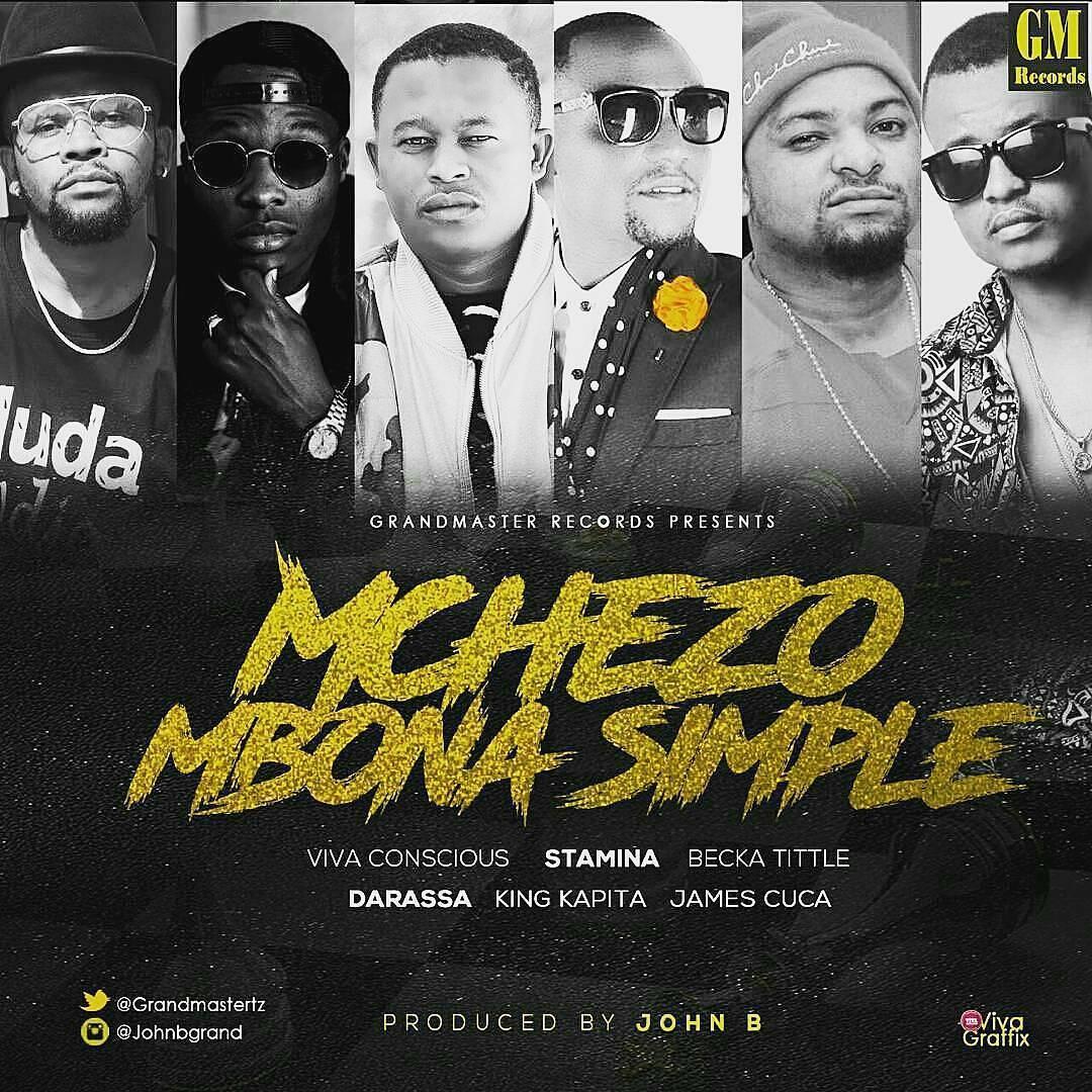 Photo of Audio | Viva Conscious ft Stamina, Beka Title, Darassa, King Kapita – Mchezo Mbona Simple | Mp3 Download