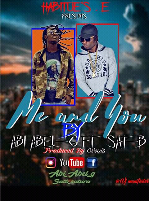 Photo of Audio | Abi Abel ft Sat B – Me and You | Mp3 Download