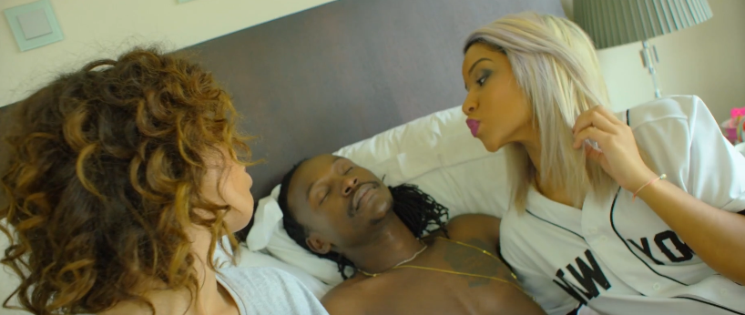 Photo of Lulu Diva ft Barnaba (Video) – Milele | Mp4 Download