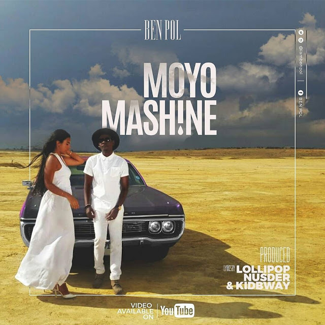 Photo of Audio | Ben Pol – Moyo Mashine |Mp3 Download
