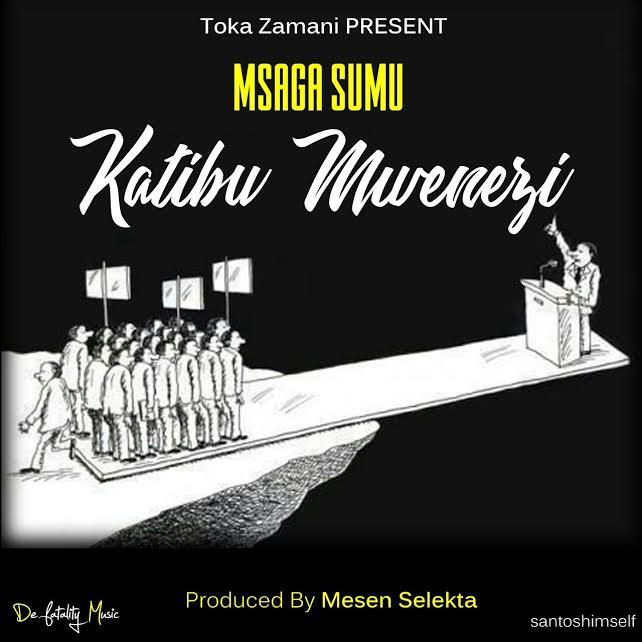 Photo of Audio | Msaga Sumu – Mwache Adange | Mp3 Download