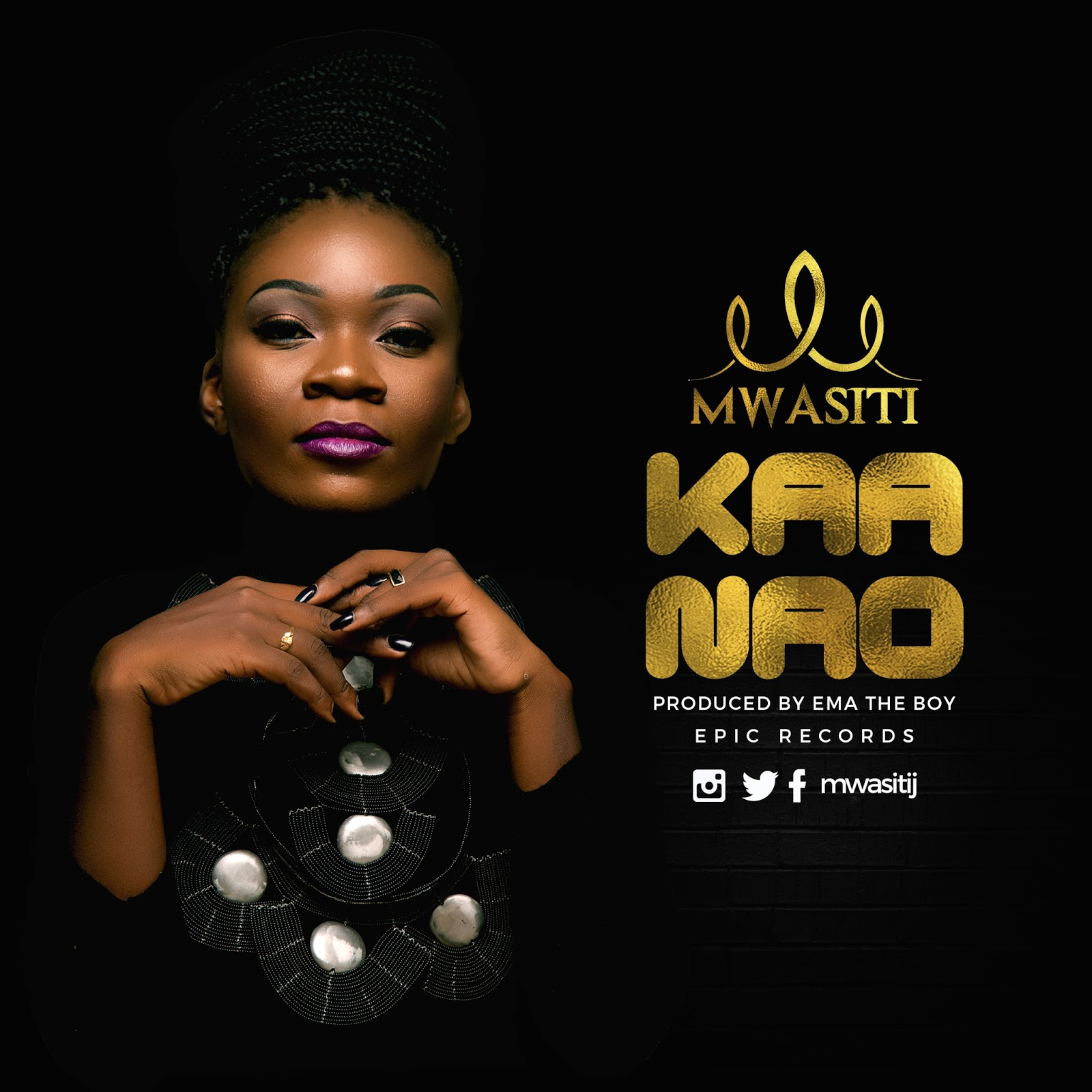 Photo of Audio | Mwasiti – Kaa Nao | Mp3 Download