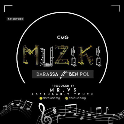 Photo of Audio | Darassa Ft. Ben Pol – Muziki | Mp3 Download