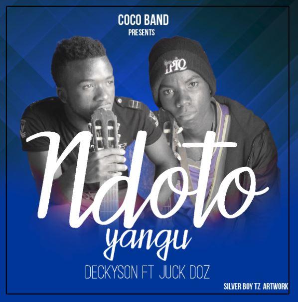 Photo of New AUDIO| Deckyson ft Juck Doz – Ndoto Yangu | Download