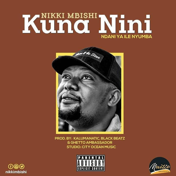 Photo of Audio | Nikki Mbishi – Kuna nini Ndani ya Ile Nyumba | Mp3 Download