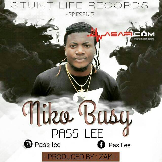 Photo of Audio | Pas Lee – Niko Busy | Mp3 Download