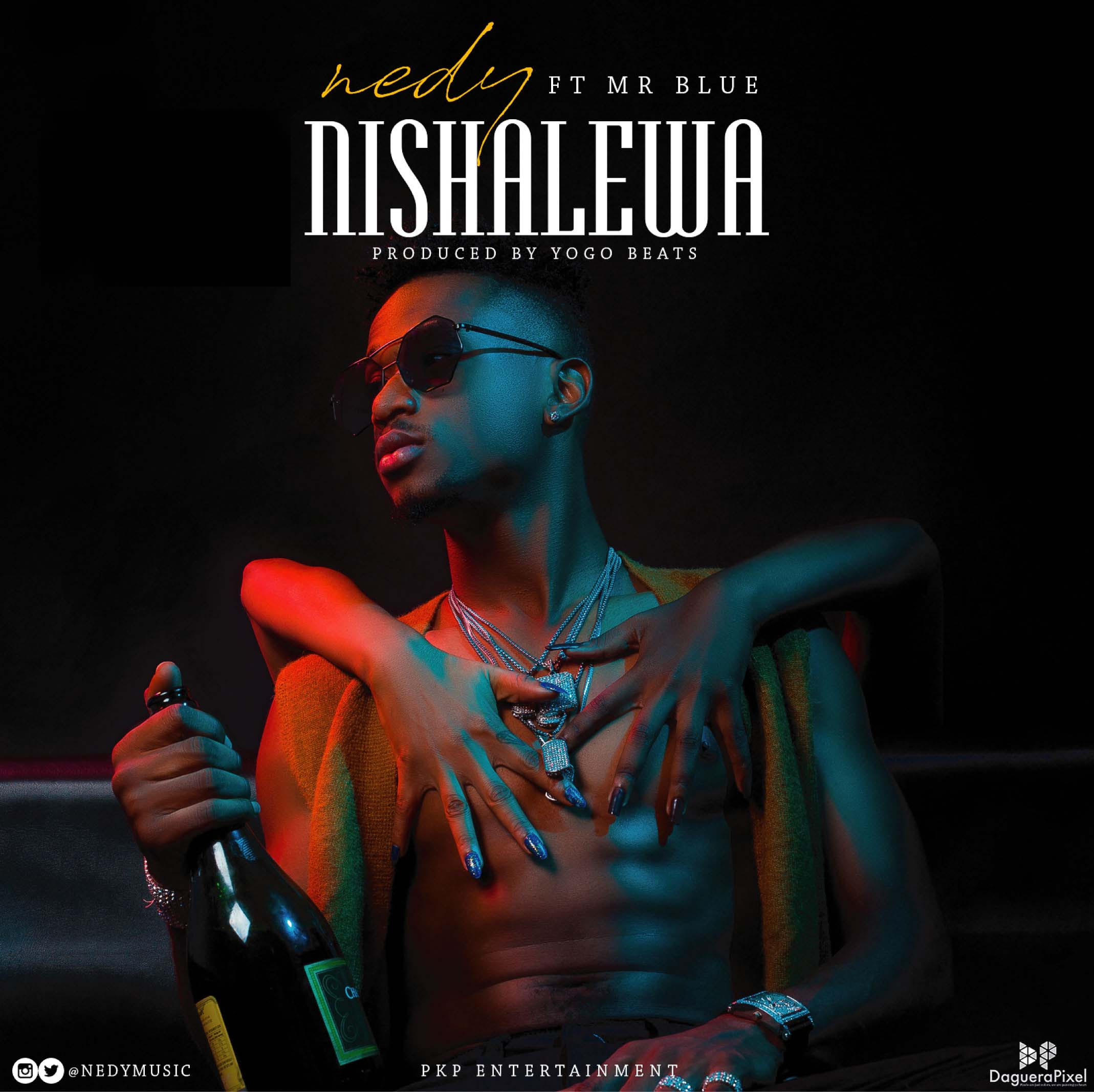 Photo of New VIDEO: Nedy Music ft Mr Blue – Nishalewa