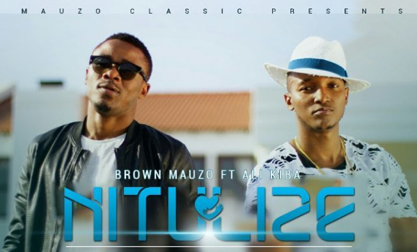 Photo of Audio | Brown Mauzo Ft. Ali Kiba – Nitulize | Mp3 Download