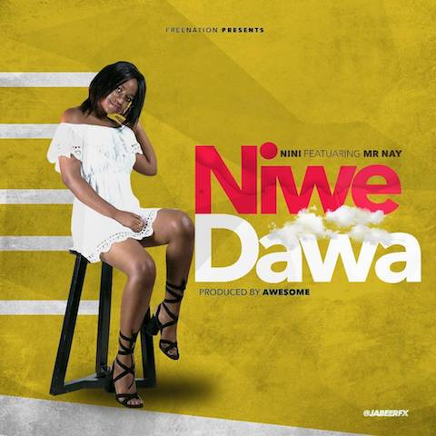 Photo of Audio |  Nini feat. Mr Nay – NIwe Dawa | Mp3 Download