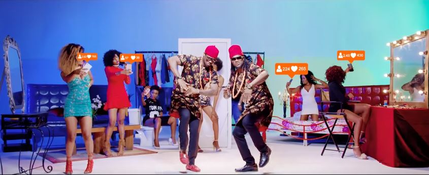 Photo of P-Square (Video) – Nobody Ugly | Mp4 Download