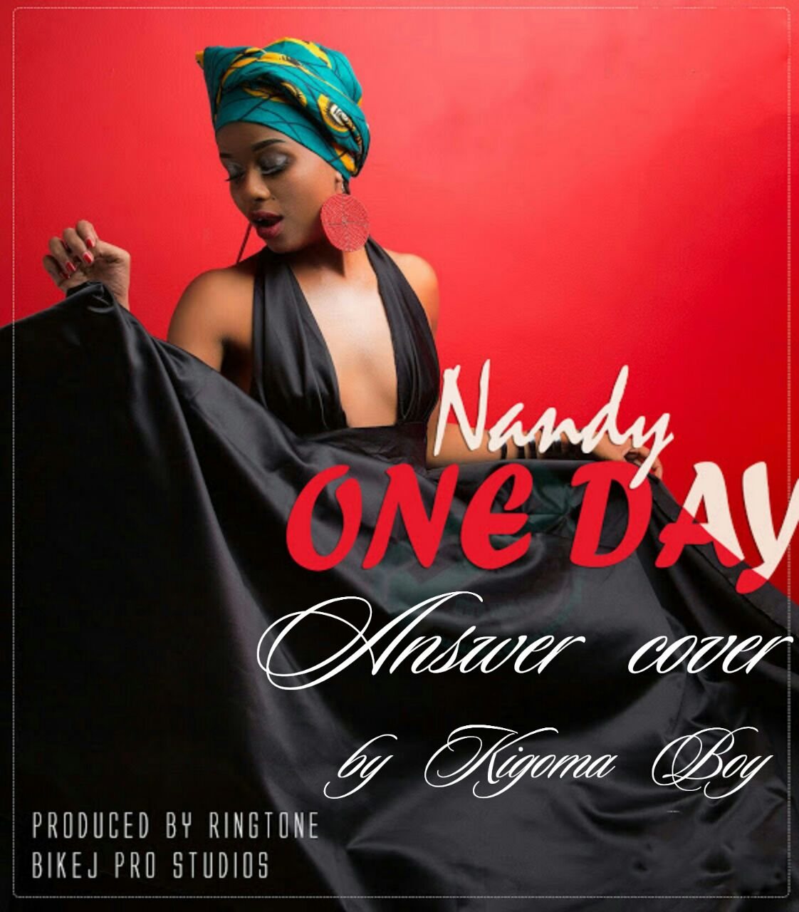 Photo of Audio | Kigoma Boy – One day Answer [ Nandy cover] | Mp3 Download