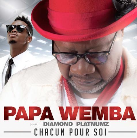 Photo of Audio | Papa Wemba Ft. Diamond Platnumz – CHACUN POUR SOI | Mp3 Download