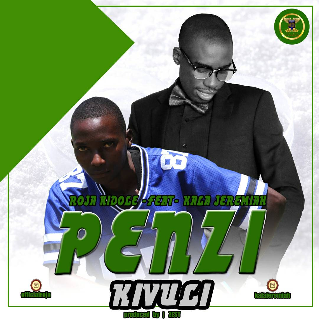 Photo of Audio | Roja Kidole ft Kala Jeremiah – Penzi Kivuli | Mp3 Download