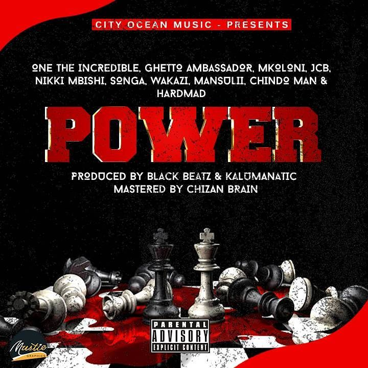 Photo of Audio |  One The Incredible, Ghetto Ambassador, Mkoloni. Jcb, Nikki Mbishi, Songa, Wakazi, Mansu Li, Chindo Man & Hardmad – Power |Mp3 Download