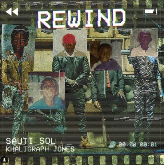 Photo of New AUDIO | Sauti Sol Ft. Khaligraph Jones  – Rewind | DOWNLOAD