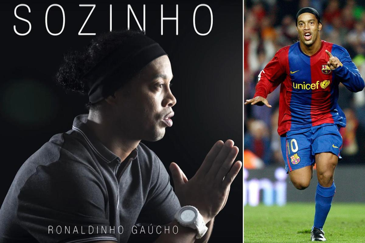 Photo of Audio | Ronaldinho Gaúcho – Sozinho | Mp3 Download
