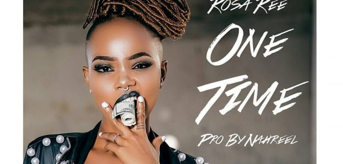 Photo of Audio | Rosa Ree – One Time | Mp3 Download
