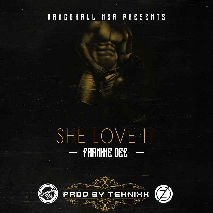 Photo of Audio | Frankie Dee – She Love It (Salome Ragga) | Mp3 Download