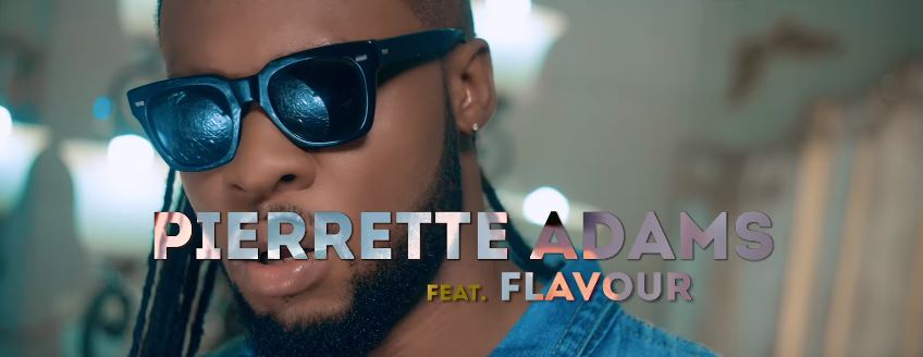 Photo of New VIDEO: Pierrette Adams Ft. Mr Flavour – Sauté Sauté