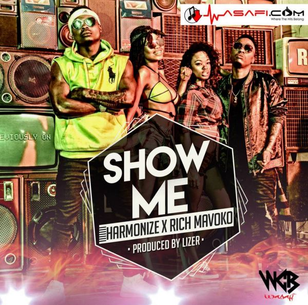 Photo of Audio | Harmonize X Rich Mavoko – Show Me | Mp3 Download