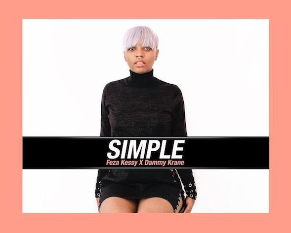 Photo of New AUDIO | Feza Kessy Ft. Dammy Krane – SIMPLE | Download