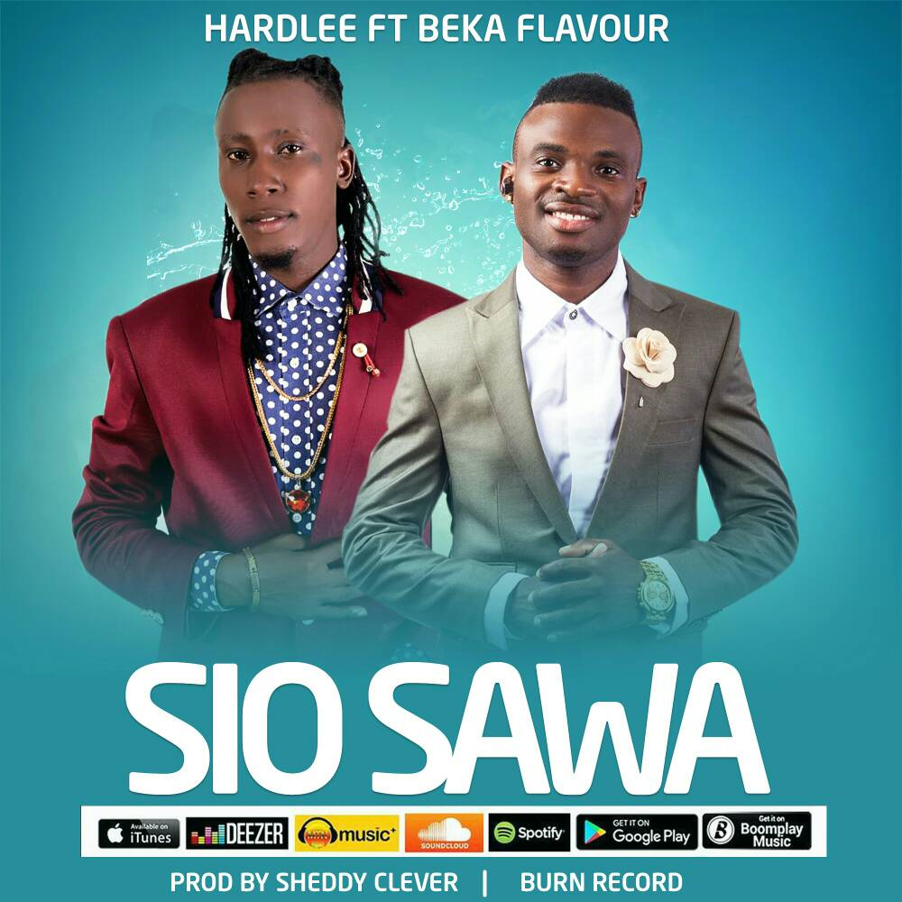 Photo of Audio | Hardlee ft. Beka Flavour – Sio Sawa | Mp3 Download