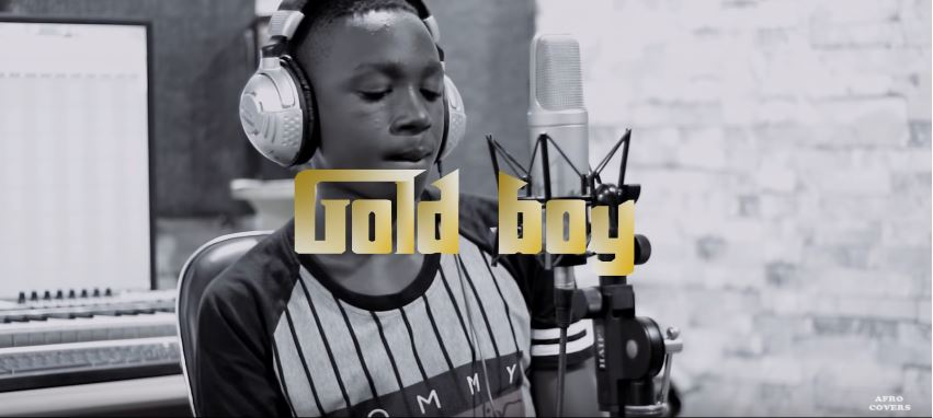 Photo of New VIDEO: Jux – Sisikii | Cover By Gold Boy