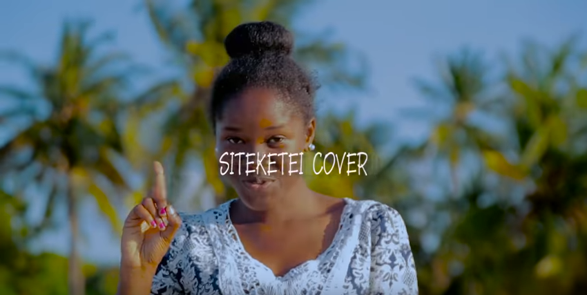 Photo of New VIDEO | Mc Freddie ft. Juliana – Siteketei cover