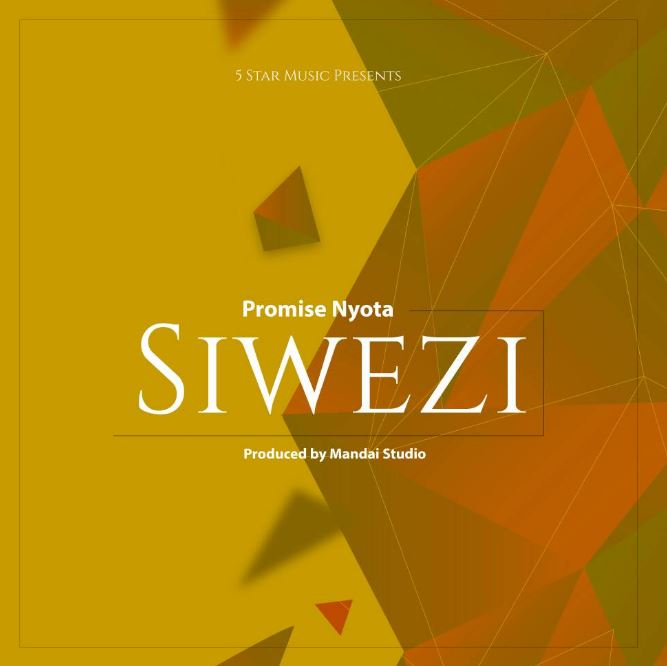 Photo of New AUDIO: Promise Nyota – Siwezi | Download