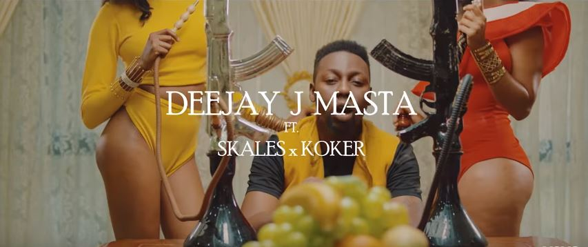 Photo of New VIDEO: Deejay J Masta ft. Skales, Koker  – Magic