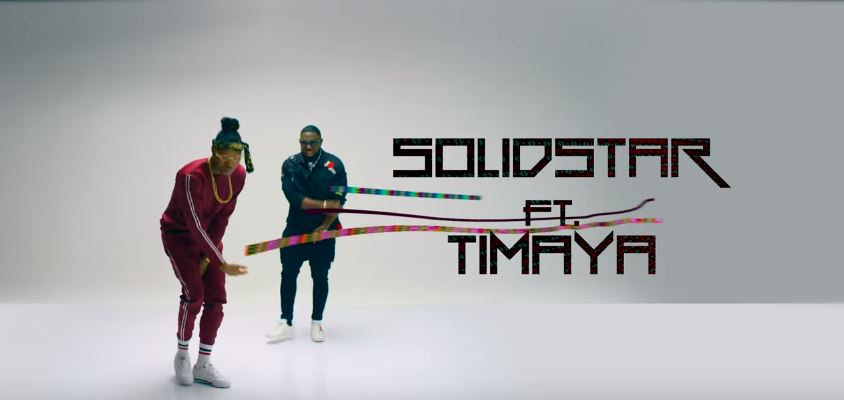 Photo of New VIDEO: Solidstar ft. Timaya – Silicon