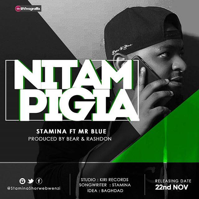 Photo of Audio | Stamina Ft Mr Blue – Nitampigia | Mp3 Download