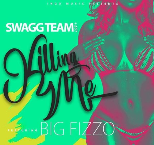 Photo of Audio | Swagg Team +257 ft Big Fizzo – Killing Me | Mp3 Download