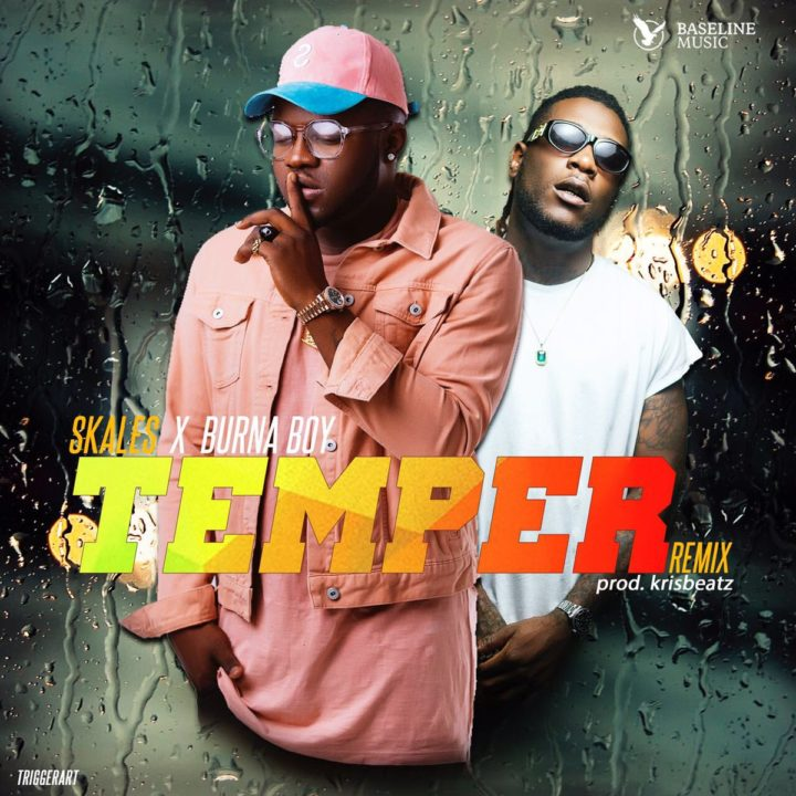 Photo of Audio | Skales ft. Burna Boy – Temper (Remix) | Mp3 Download