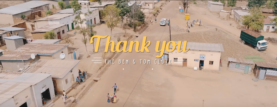 Photo of New VIDEO: The Ben ft. Tom Close – Thank You