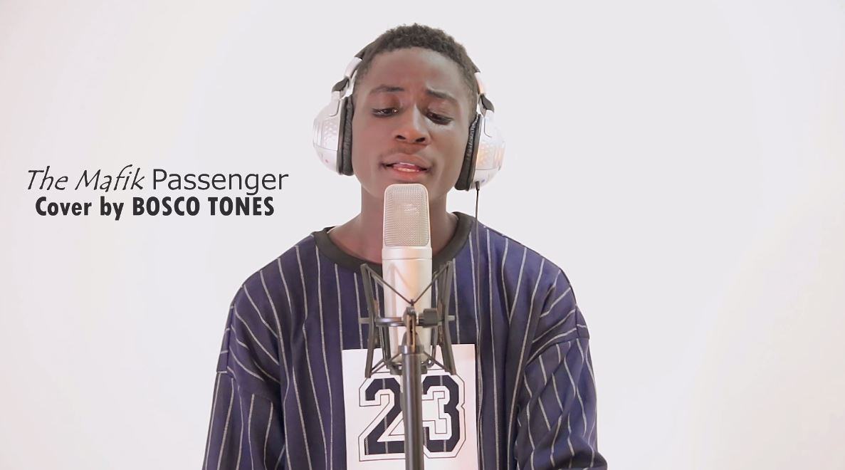 Photo of New VIDEO & AUDIO: The Mafik – Passenger | Cover by Bosco Tones