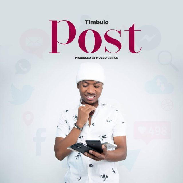 Photo of New AUDIO| Timbulo – POST | Download