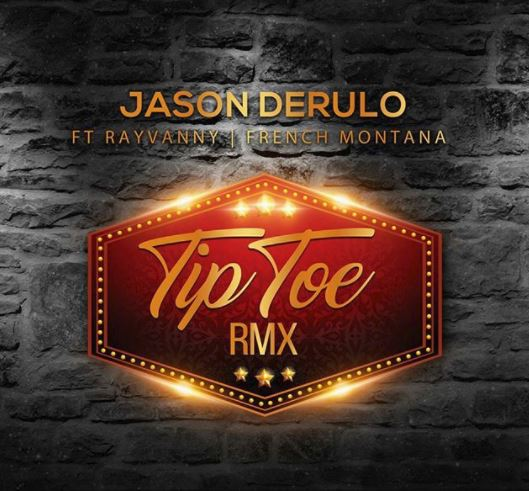 Photo of New AUDIO: Jason Derulo ft Rayvanny X French montana – TIP TOE Remix