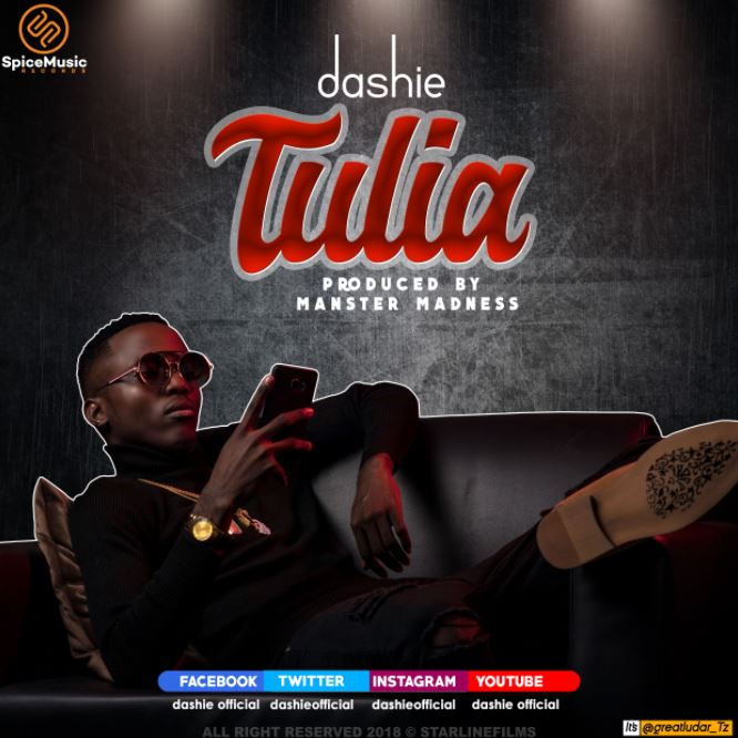 Photo of New AUDIO: Dashie – Tulia