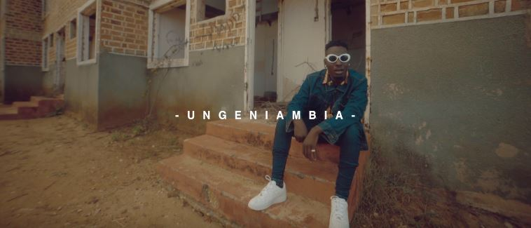 Photo of New VIDEO: Hakeem Bamuyu X Baraka Da Prince – Ungeniambia