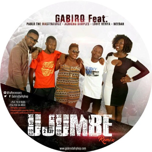 Photo of Audio | Gabiro Dahiphop Ft. Pablo – Ujumbe REMIX | Mp3 Download