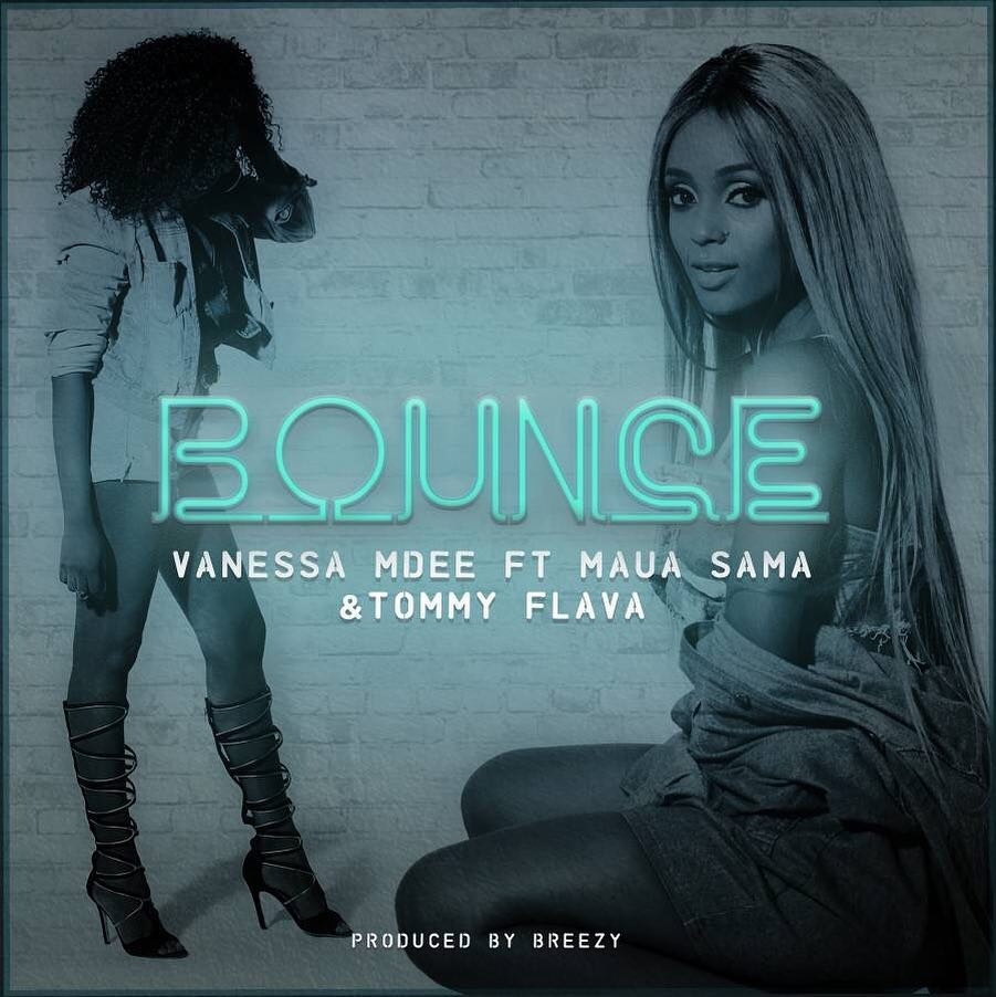 Photo of Audio | Vanesa Mdee ft Maua Sama ,Tommy Flava – Bounce | Mp3 Download