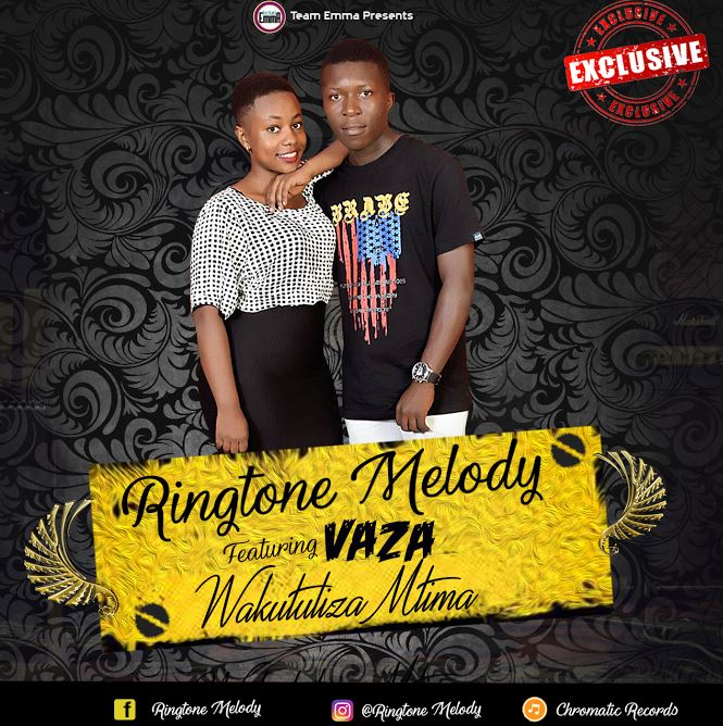 Photo of Audio | Ringtone Melody ft. Vaza – Wakutuliza Mtima | Mp3 Download
