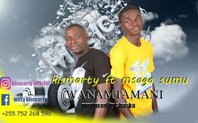 Photo of Audio | Kismarty Ft Msaga Sumu – Wanamtamani | Mp3 Download