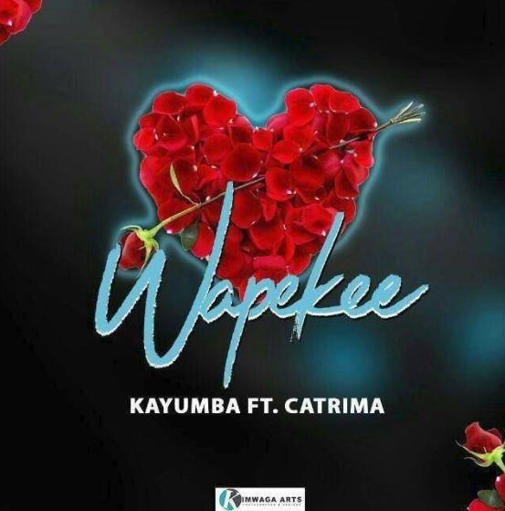 Photo of Audio | Kayumba ft Catrima – Wapekee | Mp3 Download
