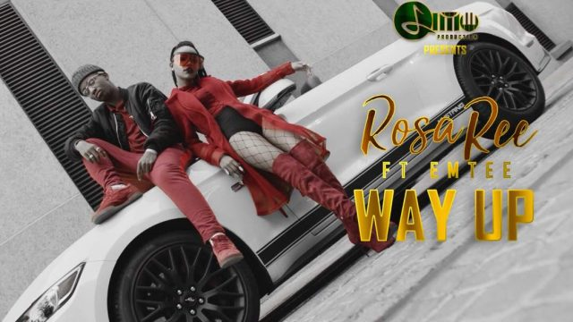 Photo of New AUDIO: Rosa Ree Ft EMTEE – Way Up | Download