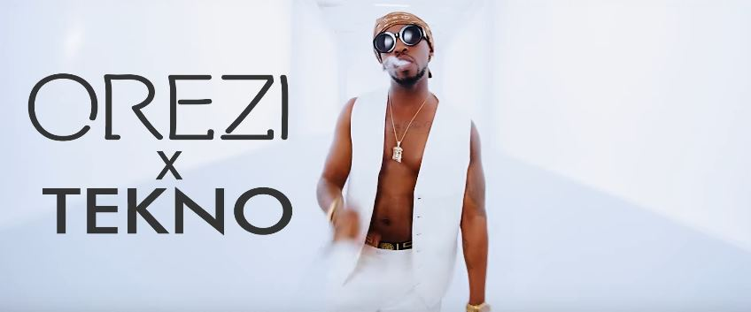 Photo of New VIDEO: Orezi ft Tekno – Whine For Daddy