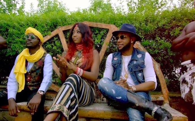 Photo of New VIDEO: Kcee Ft Sauti Sol – Wine For Me
